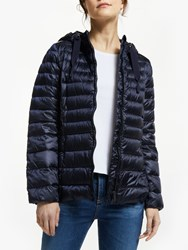 Marella Inning Quilted Jacket Navy