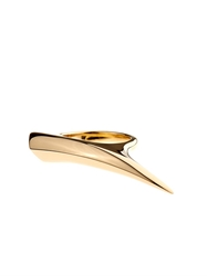 Shaun Leane Yellow Gold Sabre Ring