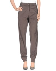 Essentiel Trousers Casual Trousers Women Dove Grey