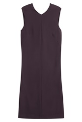 Joseph Sheath Dress Purple