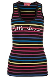 Little Marcel Top Multi Black