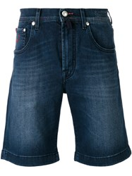 Jacob Cohen Denim Shorts Blue