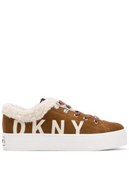 Dkny Shearling Lining Sneakers 60