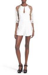 Women's For Love And Lemons 'Valentina' Romper