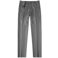 Incotex Slim Fit Wool Trouser Grey