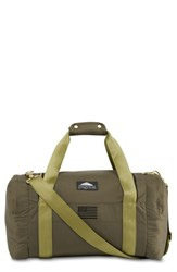 Jansport Standard Issue Hipster Duffel Bag Green