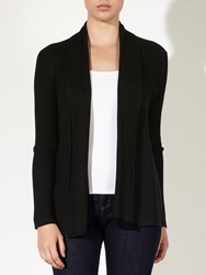 John Lewis Collection Weekend By Edge To Edge Cardigan Black