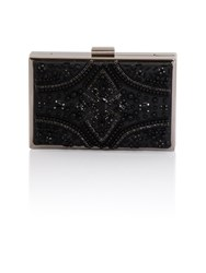 Chi Chi London Tallie Clutch Bag Black