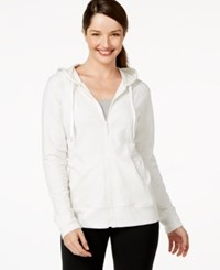 Styleandco. Style And Co. Sport Petite Zip Front Hoodie