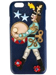 Dolce And Gabbana Toy Soldier Iphone 6 Case Blue