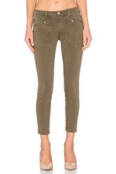 J Brand Genisis Mid Rise Utility Pant Distressed Trooper