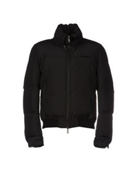 Richmond Denim Down Jackets Black