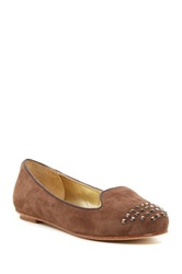 Elaine Turner Designs Braxton Loafer Brown