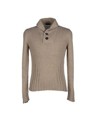 Tonello Knitwear Jumpers Men Grey