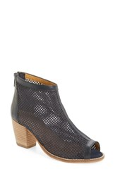 Charles By Charles David Women's Unify Bootie Navy Suede