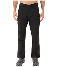 Jack Wolfskin Activate Pants Short Black Men's Casual Pants