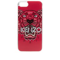 Kenzo Tiger Iphone 7 Case Red