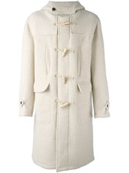 Our Legacy Extended Duffle Coat Nude Neutrals