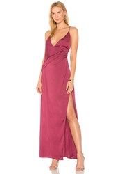 Style Stalker Livia Maxi Dress Red