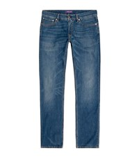 Ralph Lauren Slim Mid Wash Jeans Male Blue