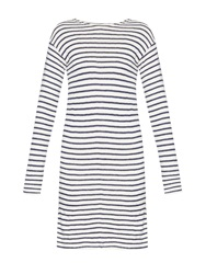Nlst Sailor Striped Sweater Dress
