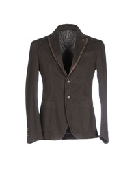 Domenico Tagliente Blazers Dark Brown