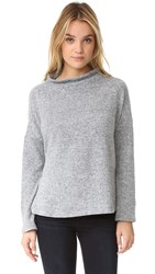 Just Female Lucien Sweater Grey Melange