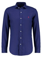 Polo Ralph Lauren Slim Fit Shirt Holiday Navy Dark Blue