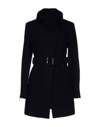 Toy G. Coats And Jackets Coats Women Dark Blue
