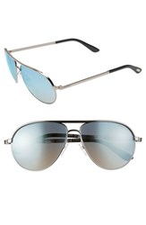 Tom Ford Women's 'Marko' 58Mm Metal Aviator Sunglasses