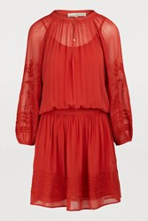 Vanessa Bruno Lola Dress Blush