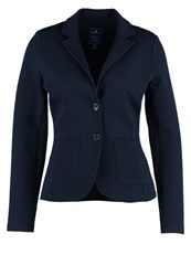 Tom Tailor Blazer Real Navy Blue Dark Blue