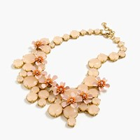 J.Crew Water Lily Necklace