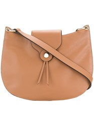 Tila March Mila Hobo Bag Brown