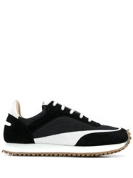 Spalwart Lace Up Sneakers Black