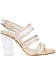 Ritch Erani Nyfc Adler Sandals Metallic
