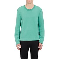 Lanvin Men's Crewneck Sweater Light Green