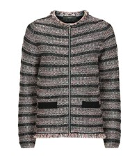 Max Mara Weekend Attore Boucle Jacket Female Pink