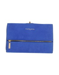 Philippe Model Handbags Bright Blue