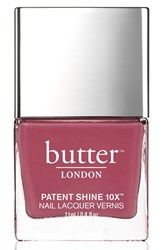 Butter London 'Patent Shine 10X' Nail Lacquer Dearie Me