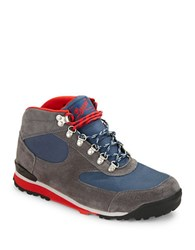 Danner Jag Suede Accented Sneakers Grey
