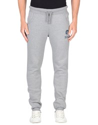 Joe Rivetto Trousers Casual Trousers Men Light Grey