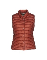 Jan Mayen Down Jackets Brick Red