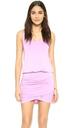 Young Fabulous And Broke Elize Dress Lilac