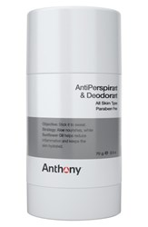Anthony Logistics For Men Tm Antiperspirant And Deodorant No Color