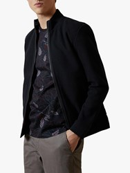 Ted Baker Packing Layering Jacket Navy Blue