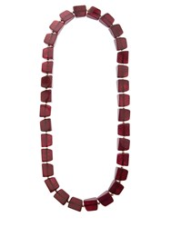 Hobbs Veronica Necklace Red