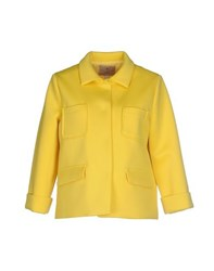 Essentiel Suits And Jackets Blazers Women Yellow