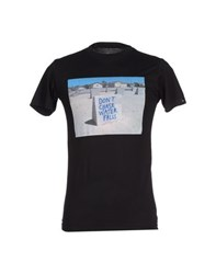 Emerica Topwear T Shirts Men Black