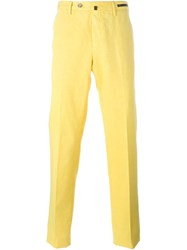 Pt01 Classic Chinos Yellow And Orange